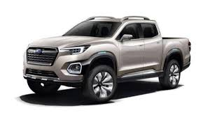100 Subaru Pickup Trucks Should Bring An AllNew CrosstrekBaja