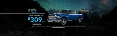 100 Dodge Truck Leases Chrysler RAM Dealer Portage Battle Creek Paw Paw MI New