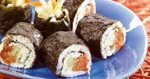 rezept mit fisch low carb sushi low carb kalte küche