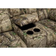 Camo Living Room Decorations by Decorating Beautiful Decorative Green Camo Couch With Ottoman For