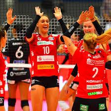 VolleyballBundesliga Frauen VfB 91 Suhl Unterliegt SC Potsdam