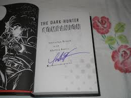 The Dark Hunter Companion Novels Signed