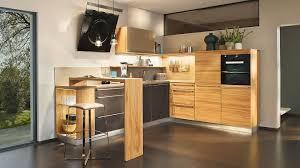 moderne küche l1 team 7 aus ahorn aus kirschbaum