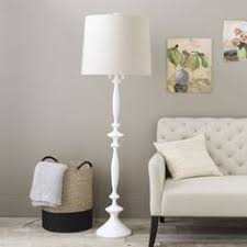 West Elm Overarching Floor Lamp Instructions by Abacus Floor Lamp Mercury White Linen Cfl Floor Lamp