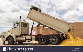 Dump Truck Driver Construction Stock Photos & Dump Truck Driver ...