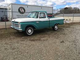 1965 Ford F100 | GAA Classic Cars 65 Ford Take It For A Spin Pinterest Trucks And 1965 F100 Pickup S54 Indy 2014 Fseries Brief History Autonxt Ford Ranger Custom Cab Pickup Truck Review Youtube Economic Econoline Stickem Pickups Workin Mans Muscle Truck Fuel Curve Offroad Vehicles Vans Custom Cab Short Bed Gaa Classic Cars Icon Transforms F250 Into A Turbodiesel Beast Rock 945