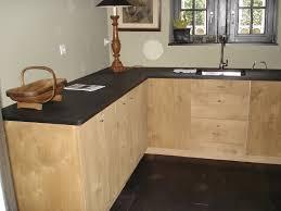 plan de travail cuisine hetre conception de cuisines sur mesure en normandie b2a