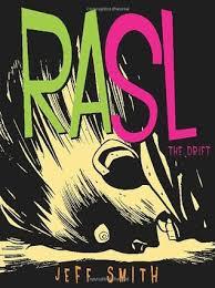 RASL Vol 1 The Drift By Jeff Smith