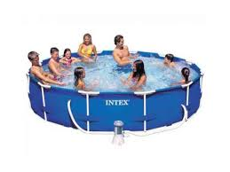 Portable Bathtub For Adults In India by Buy Intex Prefabricated Portable Swimming Pool In India