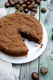 maronen schokoladen kuchen ohne mehl rezept republic