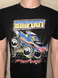 Vintage Bigfoot Monster Truck Shirt Neon Monster Truck Graphic Men's ... Truck Treeshirt Madera Outdoor 3d All Over Printed Shirts For Men Women Monkstars Inc Driver Tshirts And Hoodies I Love Apparel Christmas Shorts Ford Trucks Ringer Mans Best Friend Adult Tee That Go Little Boys Big Red Garbage Raglan Tshirt Tow By Spreadshirt American Mens Waffle Thermal Fire We Grew Up Praying With T High Quality Trucker Shirt Hammer Down Truckers Lorry Camo Wranglers Cute Country Girl Sassy Dixie Gift Shirt Because Badass Mother Fucker Isnt