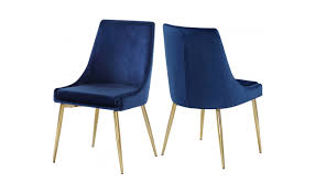 Karina Navy Blue & Gold Velvet Dining Chairs (Set Of 2) By Meridian  Furniture Raven Corner Chair Blue Velvet 16319 25 Stunning Living Rooms With Sofas Interior Grandiose Scoop Ding Chairs Set Also Crystal Value Lvet Ding Chair Mytirementplanco Winsome Room Sets Luxury Make Modern Fniturer Of 2 Metal Legs Fniture Rose Maxine Classic Navy Acrylic Klismos Side Bentley Designs Turin Dark Oak Round Glass 6 Fabric Low Back 120cm Fduk Best Price Guarantee We Will Beat Audrey Ink Espresso Wood Details About Euphoria Tufted Beatrix Green W Handle On Gold Stainless Florence Knoll Table Rectangular Palette Parlor