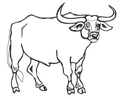 Dessins Gratuits à Colorier Coloriage Vache à Imprimer