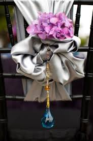 71 best chair sash wedding u0026 event decor images on pinterest