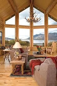 20 Cozy Rustic Inspired Interiors Cabin