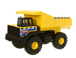 Tonka Classic Dump Truck - £25.00 - Hamleys For Toys And Games