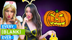 Halloween High Cast by Every Halloween Ever Youtube