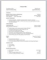 High School Student Resume Templates No Work Experience Inspirational Template For With