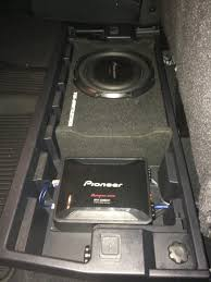 100 Pioneer Truck Speakers I Want To Replace The Speakers In My Tundraneed Help Toyota