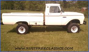 100 Highboy Truck 1966 F250 Custom Cab On 75 HB Chassis 390 AT