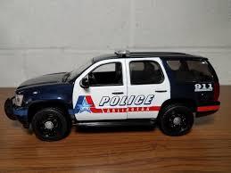 100 Truck Toys Arlington Tx Custom 126th Scale TX Police Chevrolet Tahoe Welly Car