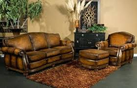 Rustic Sectional Sofas For Creative Of Leather Sofa Most Unique Amp