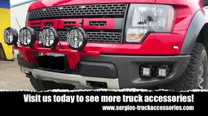 Truck Accessories, Pharr, TX | Sergio's Truck Accessories - YouTube