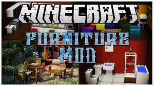 Furniture Mod for Minecraft 1 13 1 12 2 1 11 2 1 10 2 1 9 4