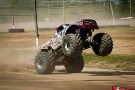 100 Monster Truck Jam 2013 OPTIMAsponsored RAMINATOR Dominates At Lima 4 Wheel Boree