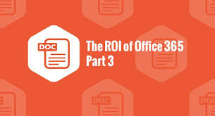 The ROI of fice 365 Part 3 Migration Strategies TierPoint