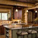Log Cabin Kitchen Ideas by Kitchen Enchanting Log Cabin Kitchen For Sale Rustic Log Cabin