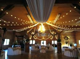 Outdoor Wedding Reception Lighting Ideas Event