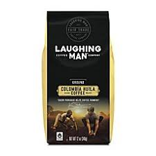 Laughing ManR 12 Oz Colombia Huila Ground Coffee