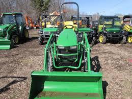 John Deere 1025r Mower Deck Adjustment by 2016 John Deere 1025r W H120 Loader For Sale In Pittsfield Ma
