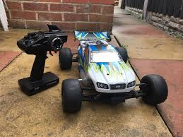 Used Tomahawk Nitro Rc Car Stadium Truck In WF2 Wakefield For ...