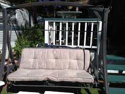 Kmart Porch Swing Cushions by Martha Stewart Victoria Canopy Replacement