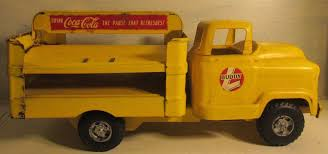 Vintage Buddy L Coca Cola Delivery Truck GMC 550 Cab Circa 1960 ... Rare Vintage 1950s 50 Buddy L Cocacola Coke Delivery Truck Baby Piano And Vintage Buddy Dump Truck Cacola Pressed Steel Delivery Model By Cacola Trucks Trailers 1979 Set In Box Trucks For Sale Pictures Coca Cola Gmc 550 Cab Circa 1960 Coca Cola Wbox Mack Collectors Weekly Japan Complete Whats It Worth 43 Paper Plates Cups With Lids Images Toy