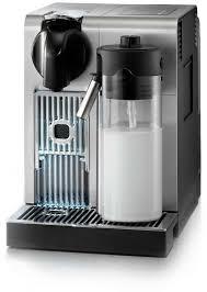 Espresso NESPRESSO DeLonghi Lattissima EN750MB