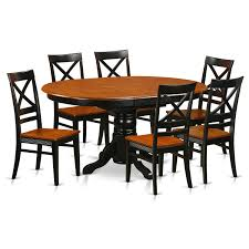 Avon Black/Cherry Buttermilk/Cherry Finish Solid Rubberwood 7-piece Dining  Set With Oval Table And Six Chairs Kitchen Ding Room Fniture Scdinavian Designs Cape Cod Lawrence Dark Cherry Extension Table W6 Tom Seely Solid W 6 Chairs Sets And Chair Dock86 Universal Upscale Consignment 26 Big Small With Bench Seating 2019 Gently Used Ethan Allen Up To 50 Off At Chairish East West Nido6bchw Pc Ding Room Set Bkitchen Tables 4 Plus Bench In Black Cherryfinishblack And Cm88 Roccommunity Steve Silver Tournament Arm Casters Set Of 2 Oval American Drew Cherry 7 Pieces Used Leaf Finish Glass Top Modern Woptional Items