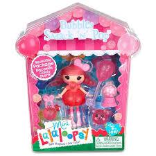 mini lalaloopsy doll bubble smack n pop mga entertainment