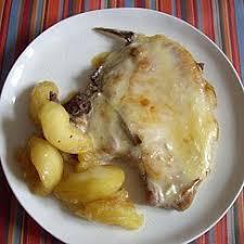 recette côtes de porc au camembert cahier de cuisine