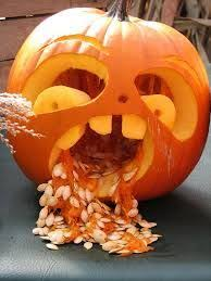 Puking Pumpkin Pattern Free by My Official Response To