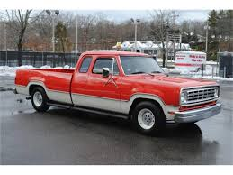 1973 Dodge D100 For Sale | ClassicCars.com | CC-1076988