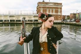 Fells Point Halloween Shooting by Goggles And A Corset Kelley U0027s Shoot Visual Individual