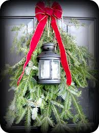 Images About Christmas Outdoor Holiday Decor On Pinterest Door And House Decorating Ideas Modern