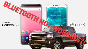 100 Truck Phone Bluetooth Not Working With Your Car FIXES FOR Apple Android