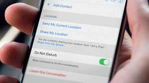 Apple Watch Won t Mirror iPhone Do Not Disturb Settings