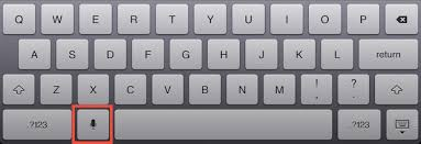 Turn Dictation OFF or ON for iPad or iPhone