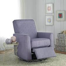 Dutailier Nursing Chair Replacement Cushions by Beige Glider Slipcover On Dark Pergo Flooring With Ikea Side Table