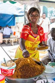 Jollof Rice Is One Of The Most Popular And Best Known Dishes Throughout West Africa
